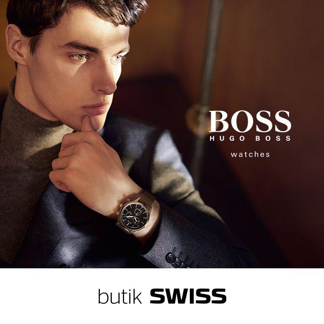Nowe kolekcje zegarków Hugo Boss charakteryzują się subtelnym wzornictwem i klasycznym designem. Zegarki wyróżniają się ciekawą gamą kolorystyczną i jakością materiałów z jakich są wykonane. Spotkajmy się w butiku SWISS.