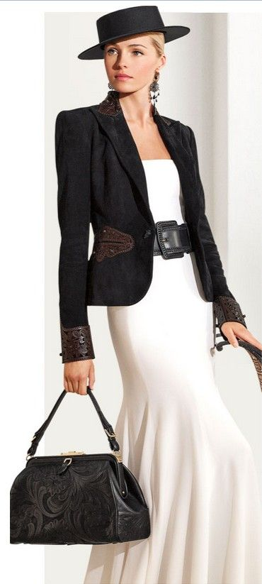 371 best fashion western couture images on pinterest
