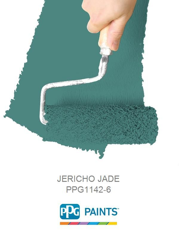 JERICHO JADE is a part of the Aquas collection by PPG Paints™. Browse this paint color and more collections for more paint color inspiration.