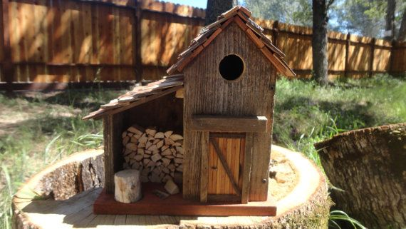 17 Best Images About Diy Barn Birdhouse On Pinterest