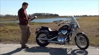 How to buy a used motorcycle – Motorcycle Inspection Checklist