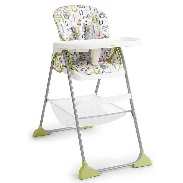 Joie Baby Mimzy Snacker Highchair 123 at John Lewis