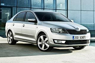 Skoda Rapid in Australia: Bigger than the VW Golf and close to the current Octavia in external bulk, the Rapid will be carry strong value and practicality messages to Australian consumers, especially families.