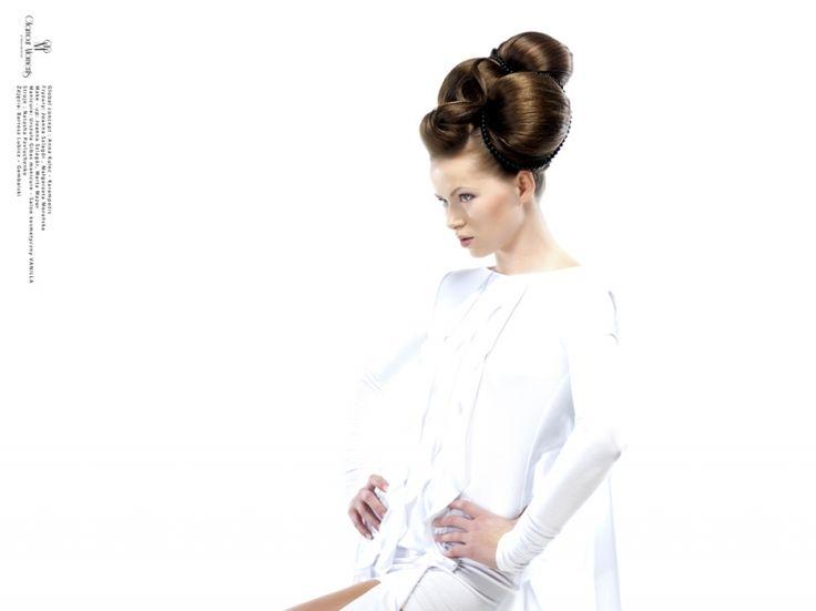 Glamour moments nowoczesne fryzury Trendy
