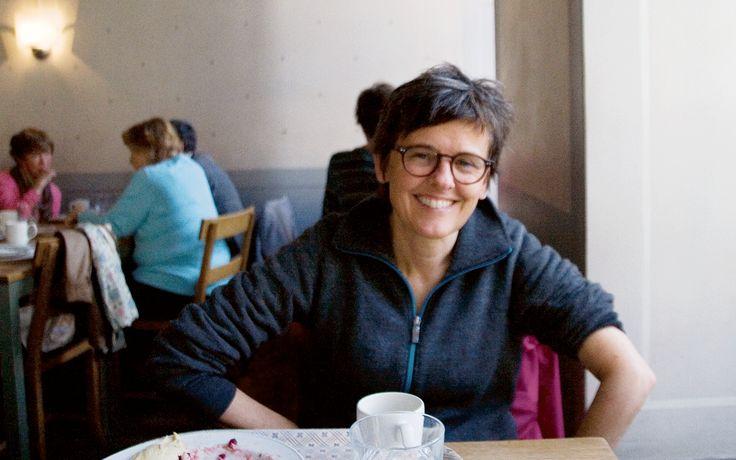 """""""Efter en ansträngning måste vi återhämta oss, fylla på energiförråden och läka skador"""", säger hjärnforskaren Agneta Sandström.  Bild: Karin Holmberg"""