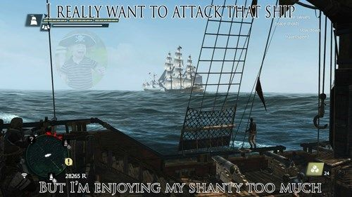 Assassin's Creed: Black Flag Problems