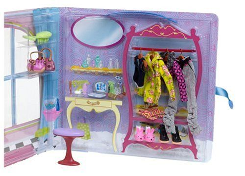 My Scene Styles To Go Shop Go Fashion Accessories By Barbie My Scene Mattel Toys