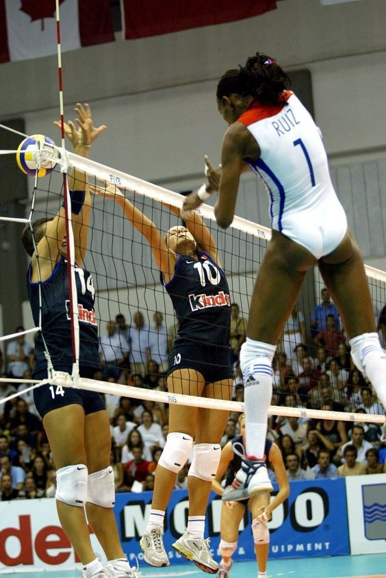 Volleyball Tips: How To Jump Higher and Hit Harder
