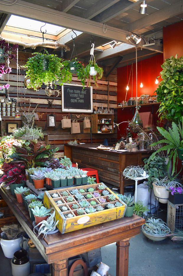 Crimson Horticultural Rarities, Oakland