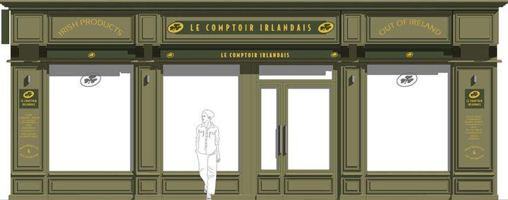 Le Comptoir Irlandais de Lyon 38 quai Saint-Antoine Lyon Centre – Presqu'île 69002 Lyon  #Lyon