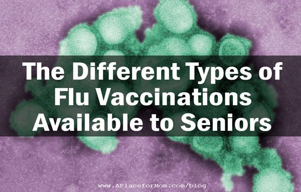 There are a few different options for seniors who want to get a flu vaccine, and lots of important information you should know before getting that flu shot.