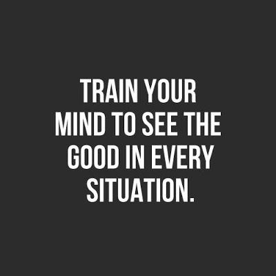Train the Brain to Think Positive!