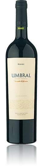 Umbral 2008 Cab.  Great Argentina wine!