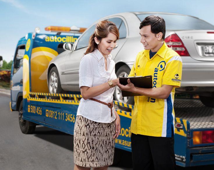 Towing Car : Fasilitas derek gratis untuk Anda pengguna Autocillin :). Call Adira Care 500456