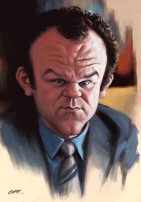 [ John C. Reilly ]  - artist: Euan Mactavish - website: http://paper-pencil-pixels.blogspot.com/