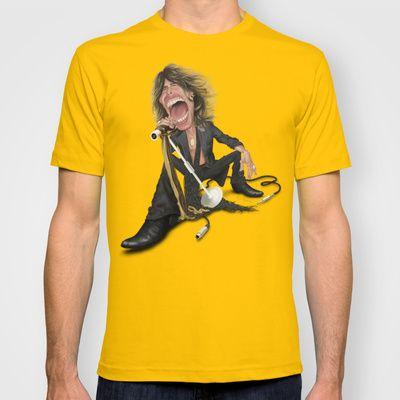 #StevenTyler T-shirt by Sant Toscanni - $22.00