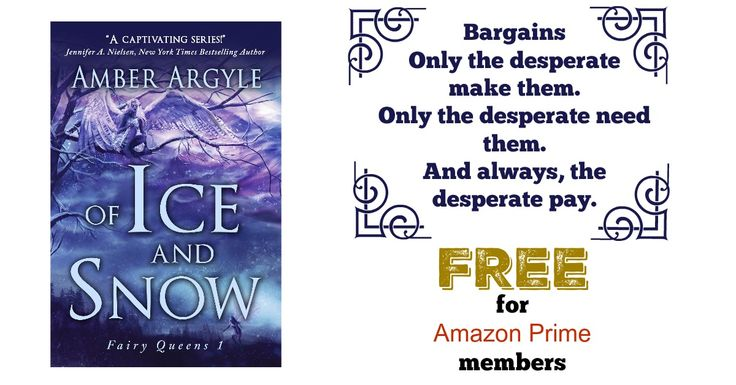 Of Ice and Snow free for Amazon Prime members.