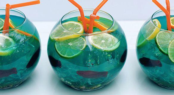 Adult fish Bowl punch - fancy-edibles.com