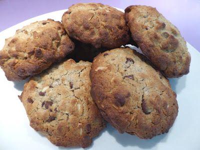 Bien manger sans gluten: Cookies sans gluten à la farine de sarrasin