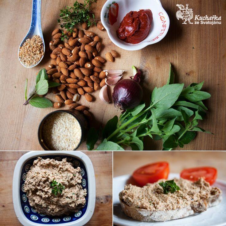 Kuchařka ze Svatojánu: Pomazánky