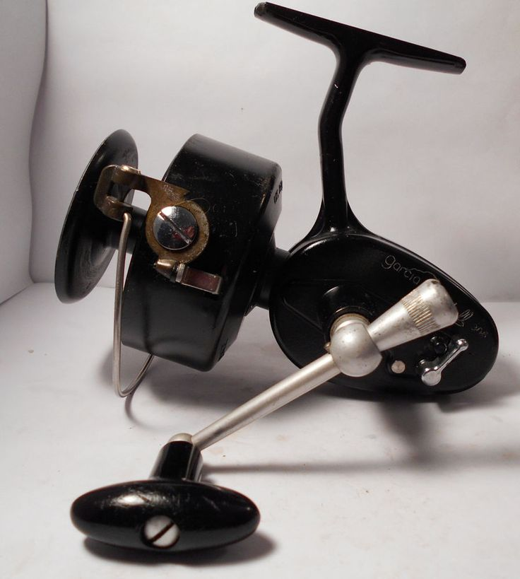 17 best images about vintage spin fishing reels on for Old mitchell fishing reels