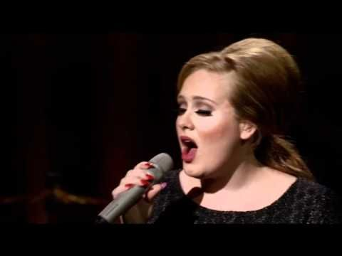 """this is a song about someone I really used to like, but I don't like him anymore.""    ~adele (One & Only)"