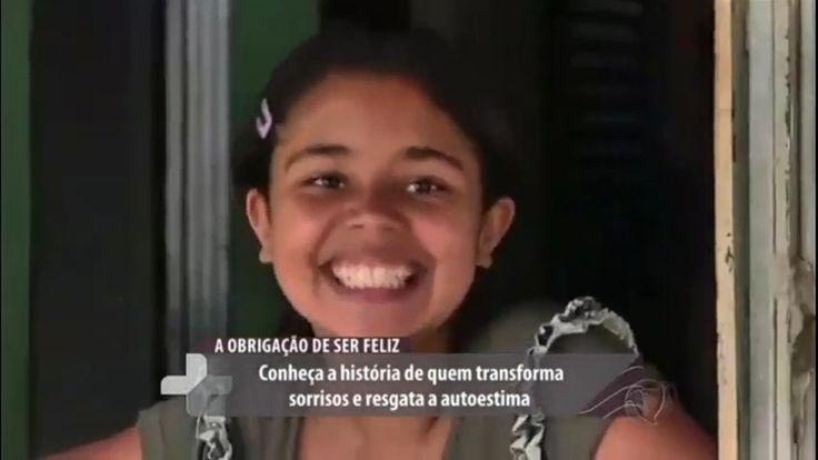 Projeto de dentista resgata a autoestima e devolve o sorriso ao rosto de pessoas carentes