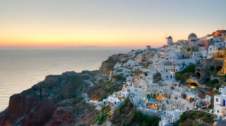 Santorini, Grekland. Kanske något för sommaren?