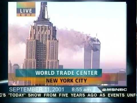 NBC News Coverage of the September 11, 2001, Terrorist Attacks (Part 1 o...