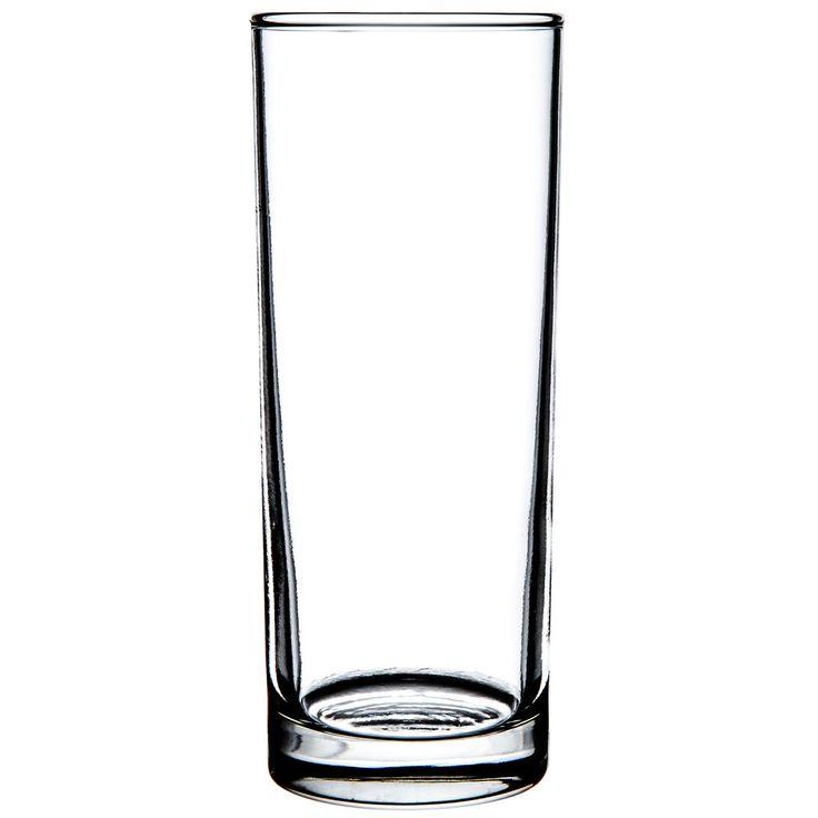 Anchor Hocking 3181EU 10 oz. Regency Heavy Base Collins / Mojito Glass - 36 / Case