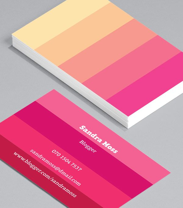 17 Best images about Super Business Cards by MOO on ...
