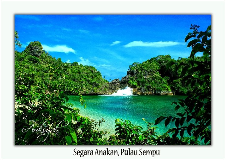 Sempu Island - Malang -
