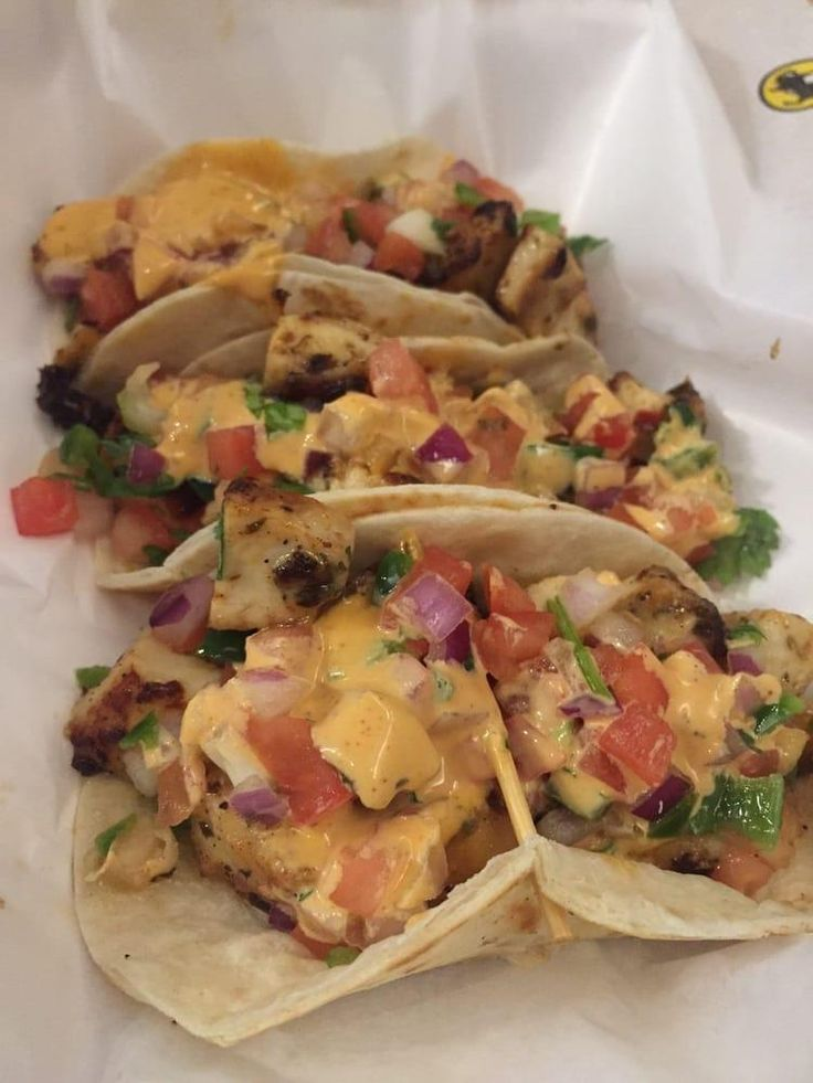 Hi first post here but I want to mention that I work in Buffalo Wild Wings and I came across this appetizer on the menu called street tacos. It has been my daily meal being only 200 calories for all 3 tacos according to MFP and realllyyyyy yummy too! Advising for anyone who wants a meal or go out.