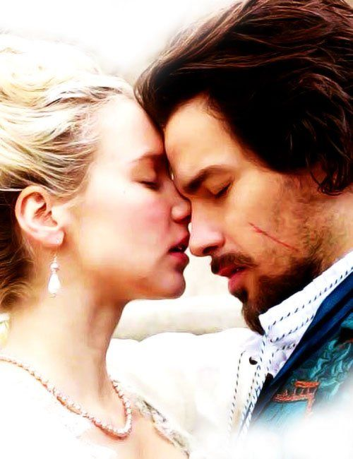 Anne and Aramis