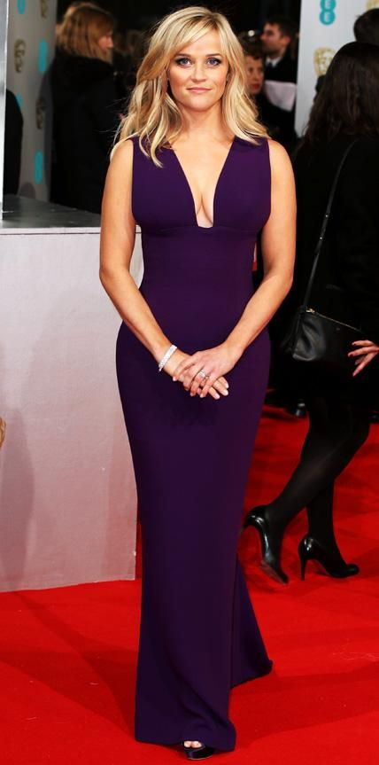 Reese Witherspoon's Best Red Carpet Looks - 2015 - Stella McCartney from #InStyle