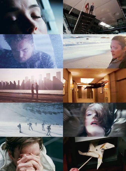 Inception - Christopher Nolan