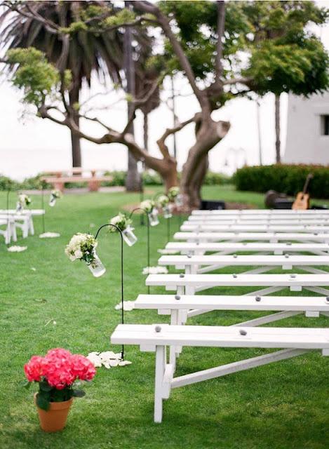 Un boda al aire libre en LOVE,LOVE by Chic & Decó.