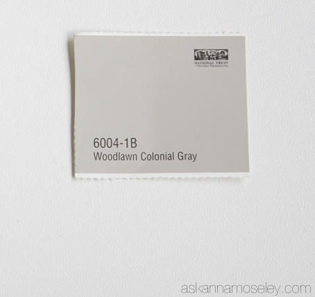 Tips for Finding the Perfect Gray Paint Color - Ask Anna