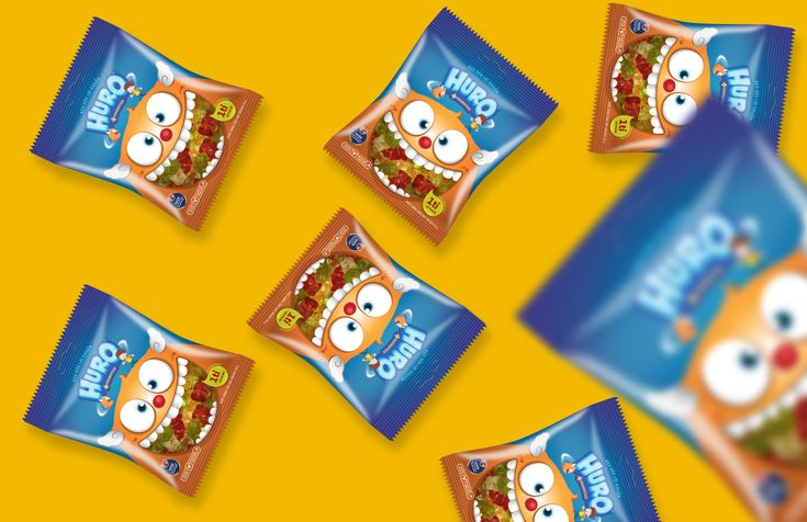 "다음 @Behance 프로젝트 확인: ""Huro Gummy Packaging design"" https://www.behance.net/gallery/40879347/Huro-Gummy-Packaging-design"