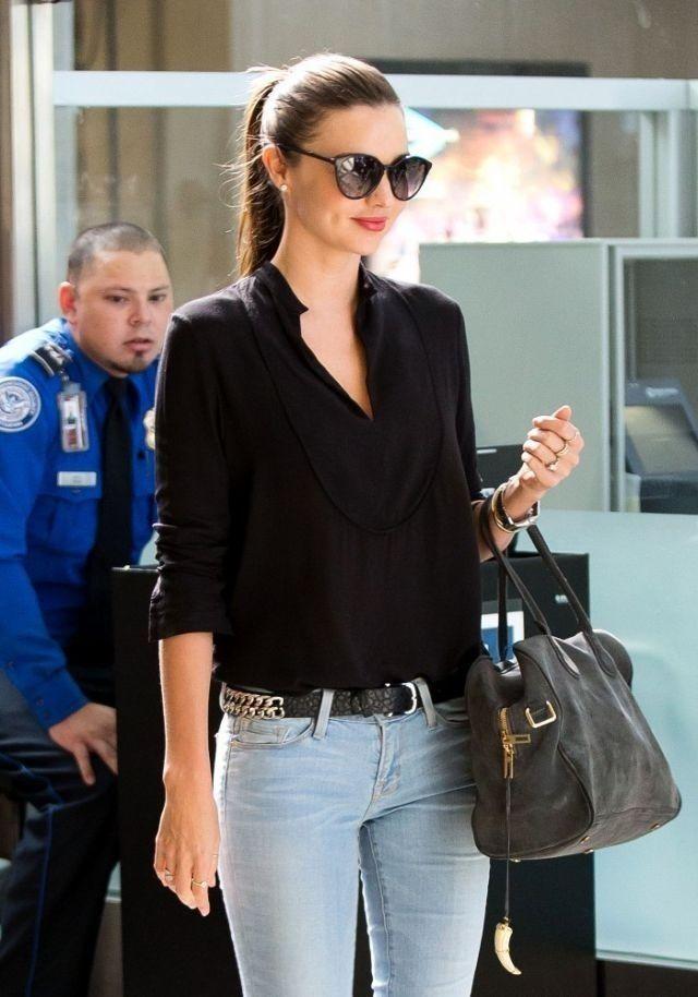 Miranda Kerr Street Style Fashion Pinterest The