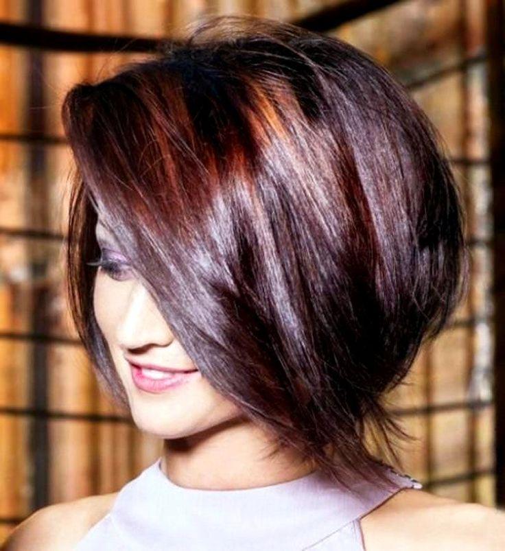 cool 50 Идей стрижки каре с косой челкой — Все варианты модной прически (фото) Читай больше http://avrorra.com/strizhka-kare-s-kosoj-chelkoj-foto/