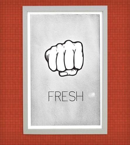 Fresh Dap Print