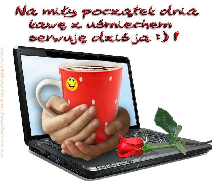 na-miły-początek-dnia-kawę-z-uśmiechem-serwuję-dziś-ja,-karta-dla-przyjaciół-na-powitanie-dnia,-kawa-na-dzień-dobry-dla-ciebie,-wirtualna-kawka-z-uśmiechem.png (800×684)