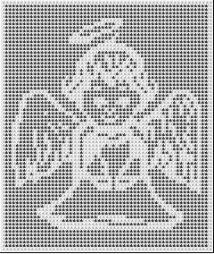 AFGHAN ANGEL CROCHET FREE PATTERN | Crochet Patterns
