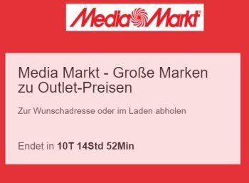 """Mediamarkt: Sale bei Ebay mit zahlreichen Artikeln ab einem Euro https://www.discountfan.de/artikel/technik_und_haushalt/mediamarkt-sale-bei-ebay-mit-zahlreichen-artikeln-ab-einem-euro.php Der Elektronikriese Mediamarkt hat jetzt bei Ebay einen Sale mit """"Großen Marken zu Outlet-Preisen"""" gestartet. Zahlreiche Artikel gibt es schon zum Pauschalpreis von einem Euro mit """"click & collect"""". Mediamarkt: Sale bei Ebay mit zahlreichen Artikeln ab einem E"""