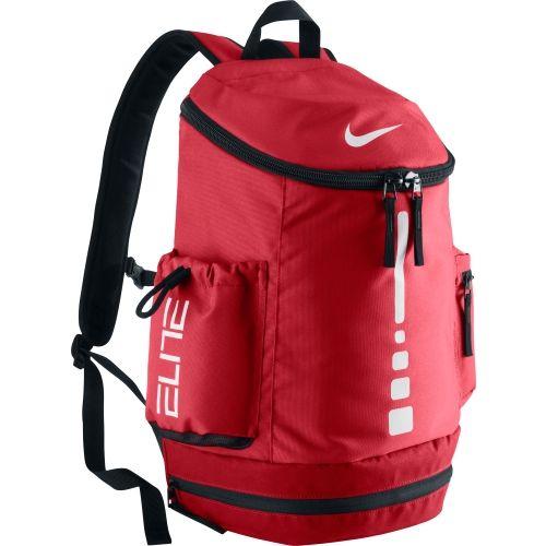 nike air max backpack red
