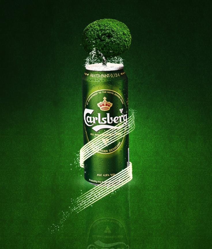 Carlsberg Bizarre Advertising