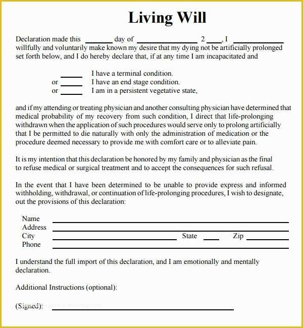 49 Virginia Last Will And Testament Free Template In 2020 Living