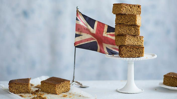 Traditionally eaten on Guy Fawkes Night (5 November), this gingerbread-like cake, known as parkin, is made with oatmeal and treacle. Recipe from @annekamanning.  Check out our Bakeproof column for tips and recipes.