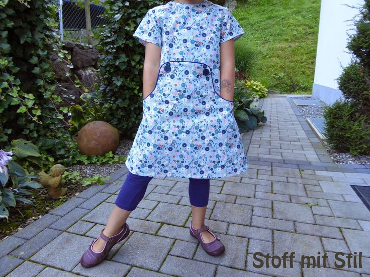 Stoff mit Stil: Das Louisa Kleidchen